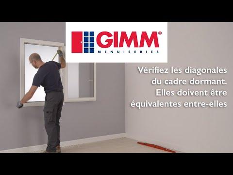 La fenêtre PVC frotte en partie basse ou haute - GIMM Menuiseries