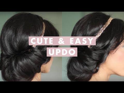Mënyrë e lehtë dhe shumë e bukur për të stiluar flokët tuaja