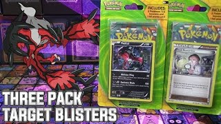 Pokémon Cards - Opening 3 Pack Target Promo Blisters! | Furious Fists & Plasma Freeze! by The Pokémon Evolutionaries