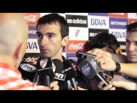 Las voces de River tras el 1-1 ante Vélez