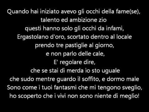 , title : 'Club Dogo- All'ultimo respiro (testo)'