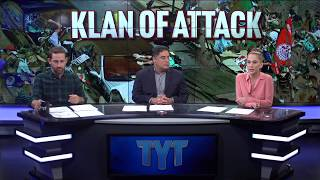 This kind of behavior and rhetoric is par for the course among KKK members. Cenk Uygur, Ana Kasparian, and Brett Erlich, hosts of The Young Turks, discuss.