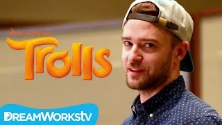 Behind the Scenes with Justin Timberlake and Anna Kendrick | TROLL TUESDAYS