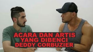 Video Acara dan Artis yang di benci sama Deddy Corbuzier MP3, 3GP, MP4, WEBM, AVI, FLV April 2019
