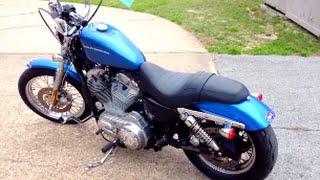 7. 2005 Harley Davidson Sportster 883