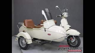 10. 2013  GENUINE SCOOTER CO  STELLA W/SIDECAR - National Powersports Distributors