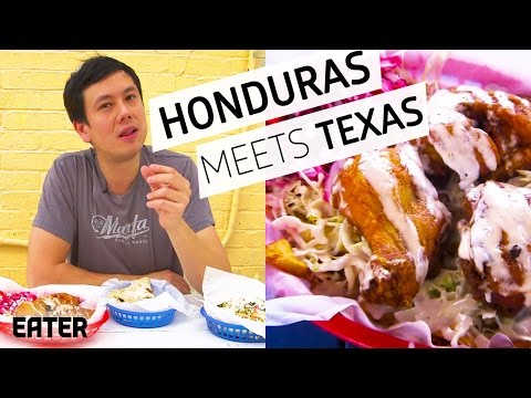 Austin's Best Honduran Food Comes from a Cart in a Parking Lot — Dining on a Dime