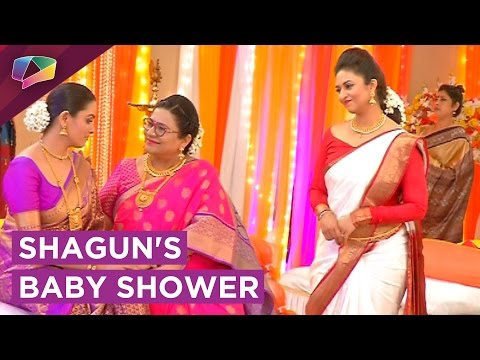 Shagun And Family Celebrate Her Baby Shower | Yeh