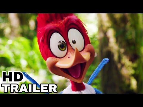 WOODY WOODPECKER - Official Trailer (2018) HD | Senior Movie