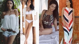 Style Diary: Swim + Vacation Outfits by Teni Panosian