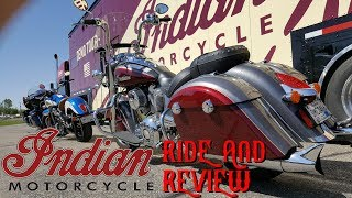7. Ride And Review - Indian Springfield!