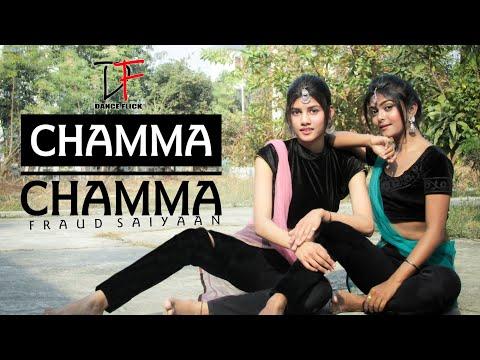 Chamma Chamma - Fraud Saiyaan   Neha Kakkar, Ikka   Dance Flick