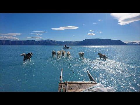 Μια φωτογραφία από την Γροιλανδία προκαλεί ανησυχία