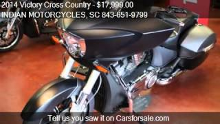8. 2014 Victory Cross Country for sale in Murrells Inlet, SC 29