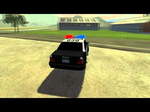 LS 11 Amerikanischer Police Mod