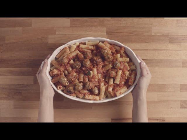 Polpette con la pasta