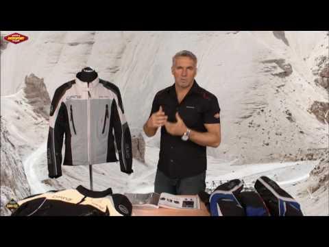 Produktfilm Motorradjacke DANE Fureso Gore-Tex®