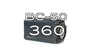 Datavideo BC-50 Full HD Block Camera 360˚ Video