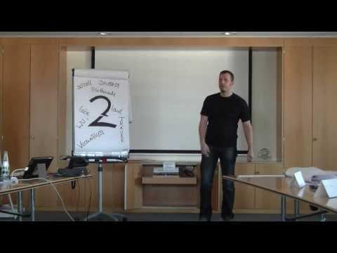 5 Minuten Präsentation