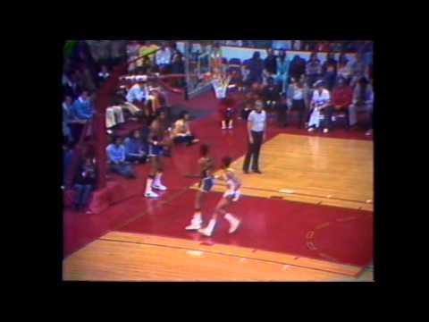 1975 WCF Gm. 3 Warriors vs. Bulls