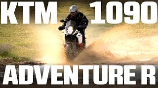 9. KTM 1090 Adventure R Review