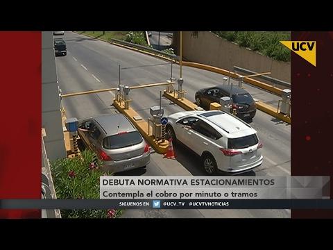 video Comienza a regir nueva ley de estacionamientos en todo el país
