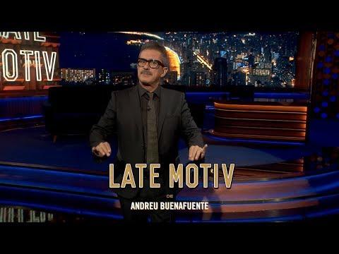 LATE MOTIV - Monólogo de Andreu Buenafuente. 'Cartas de amor' | #LateMotiv289