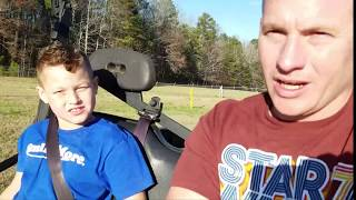 5. lets ride on this Polaris 4X4  ranger diesel and see what's up and other Shtuff