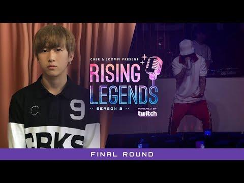 Money Dance - Dok2 (SELF-WRITTEN) - Changm1061 ☆ [Cube x Soompi Rising Legends Finals]