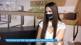 Salário maternidade: imposto do INSS não será mais descontado