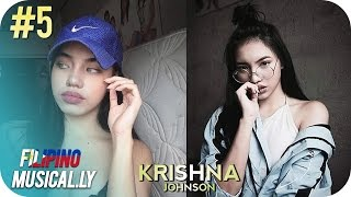 ✔The Best Krishna Johnson New Musical.ly Compilation #5