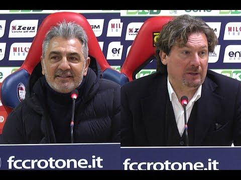 """Serie B. Crotone, dopo Pescara nervi a fior di pelle: ma ormai il gioco lo fanno i """"torti"""" e non solo quelli arbitrali"""