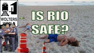 Rio De Janeiro Brazil  city photo : Is Rio Safe? Safety Advice for Visiting Rio de Janeiro, Brazil