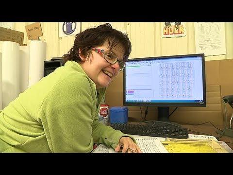 Video Handicap et travail : retrouver le goût d'apprendre chez Handiprint à Cherbourg Octeville