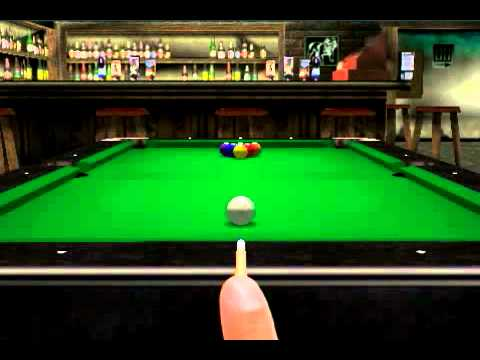 Video of Virtual Pool Mobile