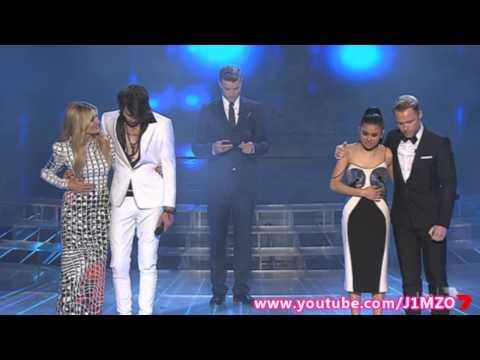 winner - The winner is announced for The X Factor Australia 2014.
