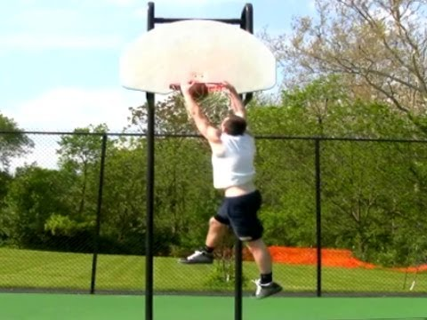 Thanks for 2 Million Subscribers!  Dunking Video!_A h�ten felt�lt�tt legjobb sport vide�k
