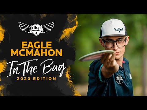 Eagle McMahon In The Bag 2020 - Discmania