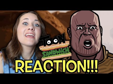 Video Rachel Reacts to AVENGERS: INFINITY WAR TRAILER SPOOF - Toon Sandwich || Adorkable Rachel download in MP3, 3GP, MP4, WEBM, AVI, FLV January 2017