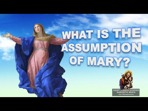 assumption - A brief overview of Catholic Church teaching on the dogma of the Assumption. Check out the links below for further study. Pope Pius XII's apostolic constitut...