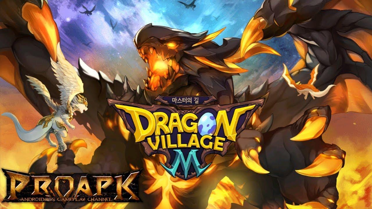 DRAGON VILLAGE M - 드래곤빌리지M: 마스터의 길