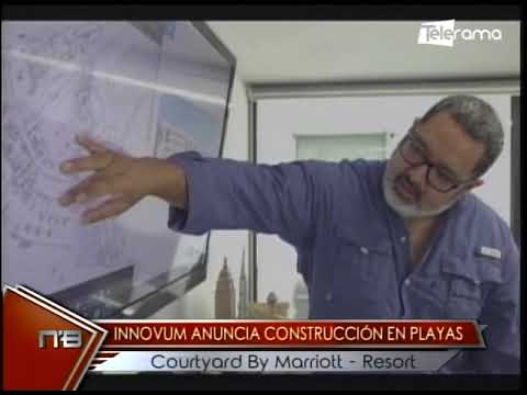 Innovum anuncia construcción en playas Courtyard by Marriot Resort