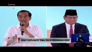 Download Video [FULL] Debat Kedua Calon Presiden Pemilu 2019 Part 04 - Pemilu Rakyat 17/02 MP3 3GP MP4