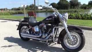 2. Used 2005 Harley Davidson Softail Deluxe for sale in Orlando FL
