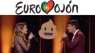 Video Tu Canción - Eurovisión - PARODIA - EUROMOJÓN - TU MOJÓN - Alfred y Amaia MP3, 3GP, MP4, WEBM, AVI, FLV Mei 2018