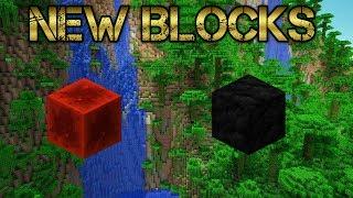 "Minecraft Xbox 360 / PS3 - 1.6.4 Redstone Block and Coal Block (Title Update 19 ""New Blocks"")"