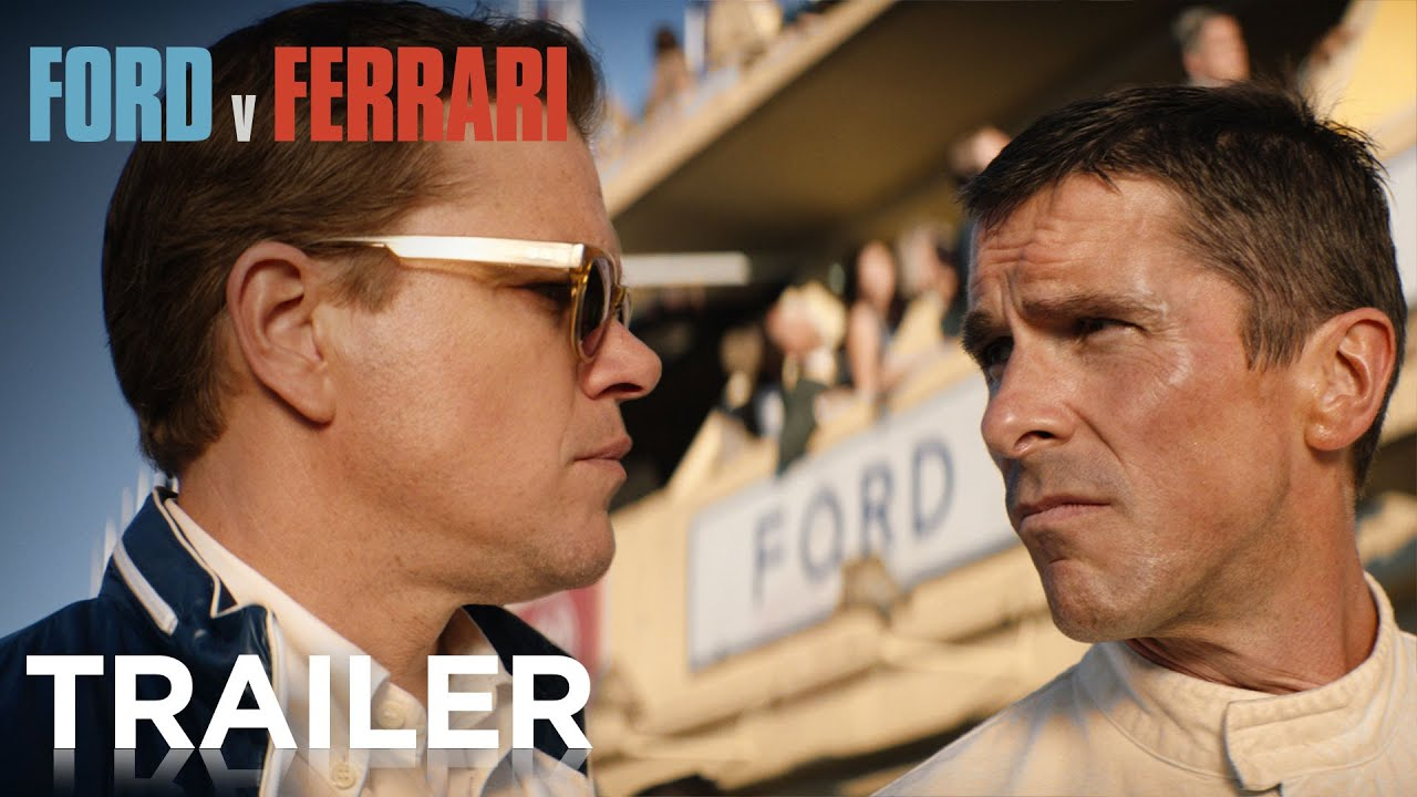 Trailer for Ford v Ferrari (2019) Image