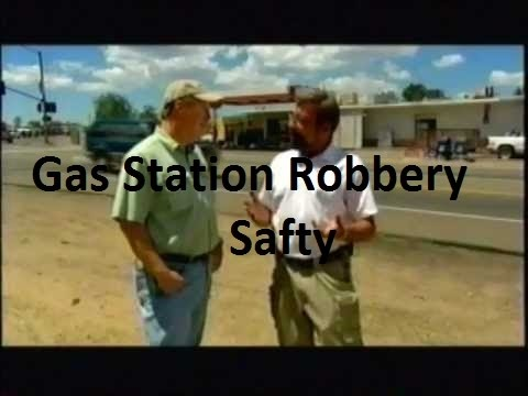 Massad Ayoob on Gas Station Robberies