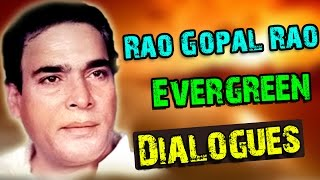Video Rao Gopal Rao Best Evergreen Dialogues || Telugu Movies MP3, 3GP, MP4, WEBM, AVI, FLV April 2018