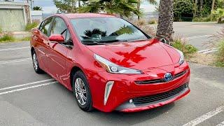 2020 Toyota Prius XLE e-AWD Walkaround (No Talking) by MilesPerHr